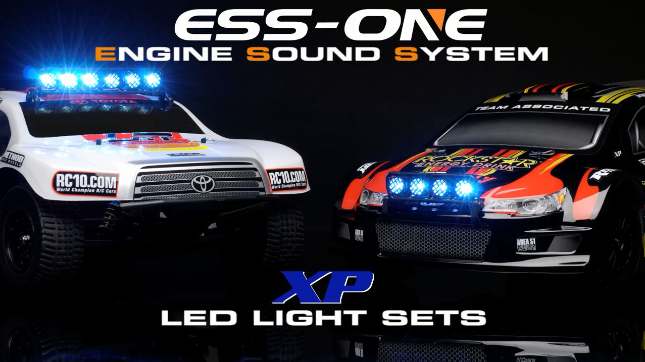 ESS-ONE & XP LED Lighting Sets